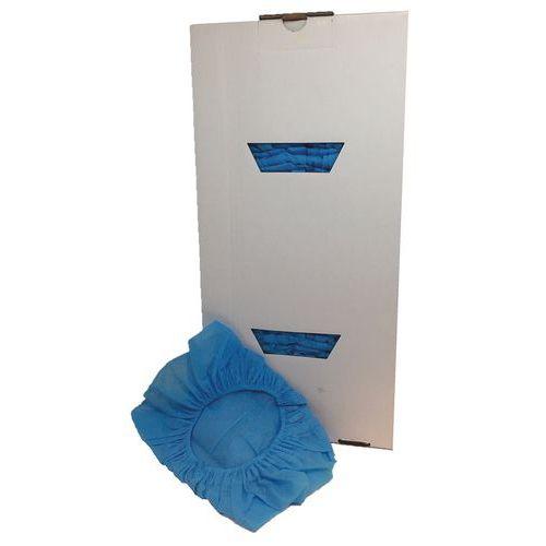 Escarpines desechables para distribuidor de escarpines