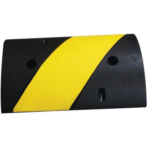 Ralentizador - Negro y amarillo