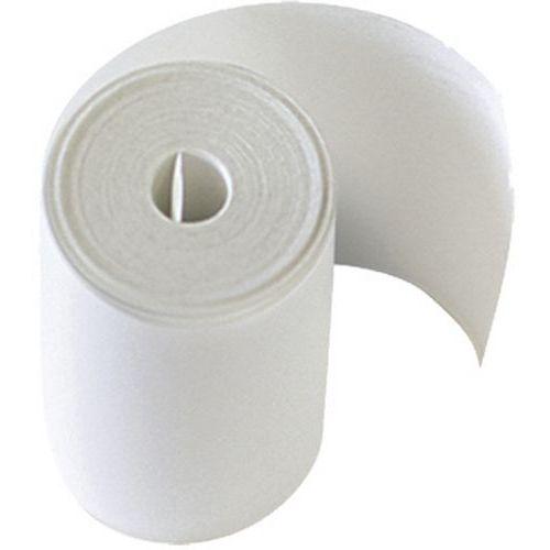 Bobina de papel para comprobador de batería