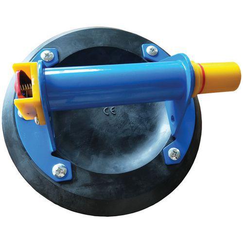 Ventosa simple con bomba de vacío - Capacidad 100 kg
