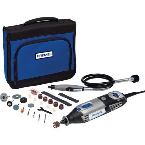 Multiherramienta Dremel 4000 - 1 complemento y 45 accesorios