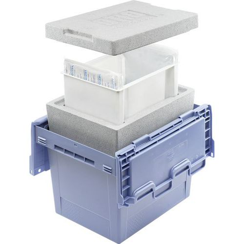 Caja de transporte con aislante térmico - Bito