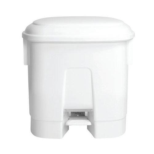 Cubo de basura con pedal - DERBY - 30L - TTS