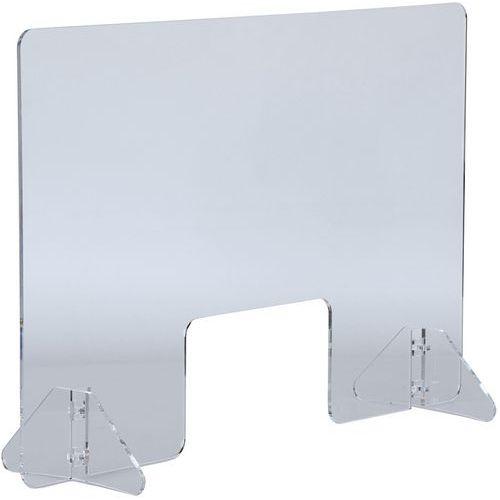 Pantalla de protección transparente - antiproyección