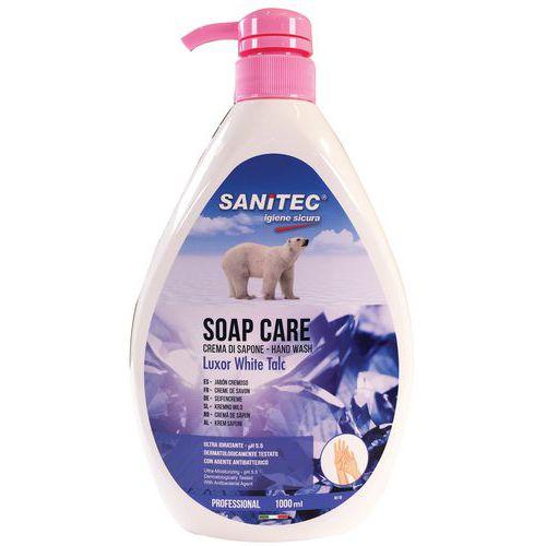 Jabón de manos ultrahidratante, líquido y antibacteriano - 1L