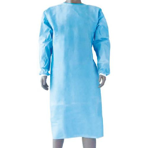 Bata quirúrgica impermeable - Lote de 5
