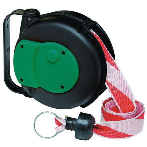 Enrollador de cinta de señalización - Câble Equipements