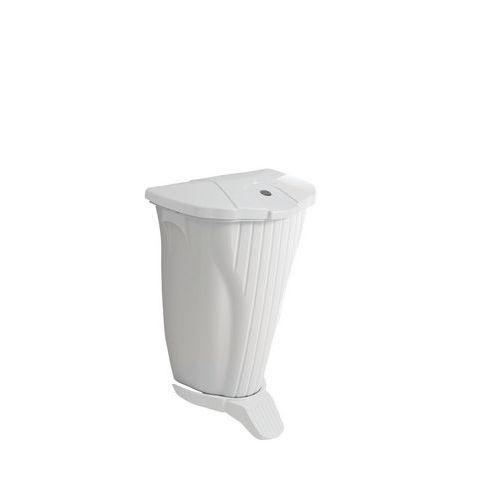 Cubo de basura con pedal - Wall-Up - 50L - TTS