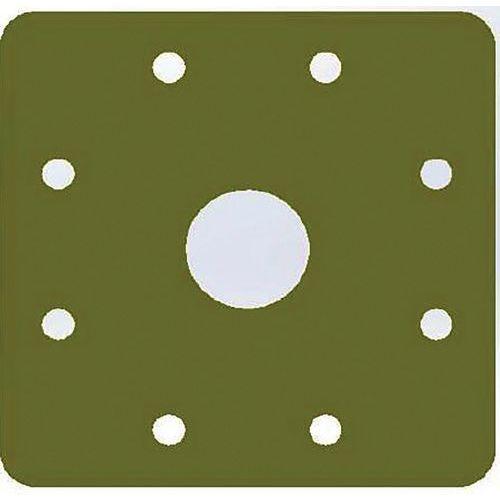 Kit de fijación para grúa pivotante sobre columna - HADEF
